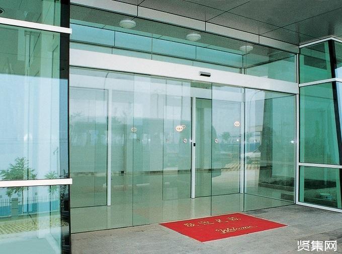 广州感应玻璃门多少钱,广州自动门维修诸暨